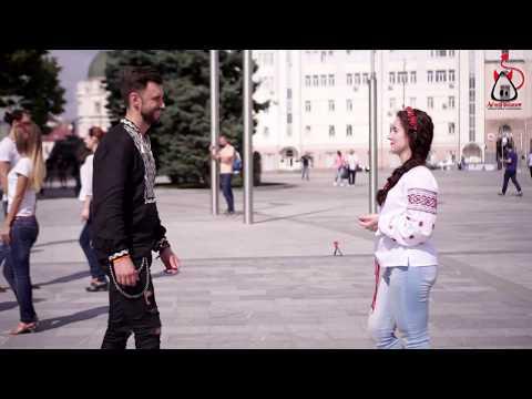 Kizomba flashmob Kharkov 03.09.2017