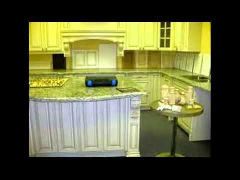 How To Glaze White Kitchen Cabinets