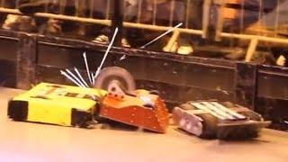 Video RC Combat Robot Wars - 4 4 Toon v DB10 v Cyberon - 2014 Fighting Robots UK FW Championships Q6 #6 download MP3, 3GP, MP4, WEBM, AVI, FLV Januari 2018