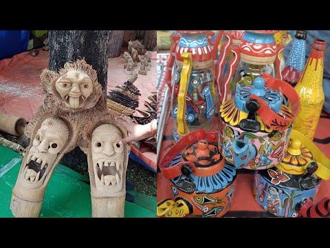 kolkata handicraft fair 2019 | কলকাতা হস্তশিল্প মেলা ২০১৯ | Samrat Vlog- 3