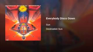 Everybody Disco Down