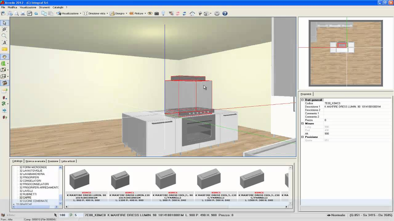 Programma arredamento casa best render zona giorno arredo for Programma arredamento online