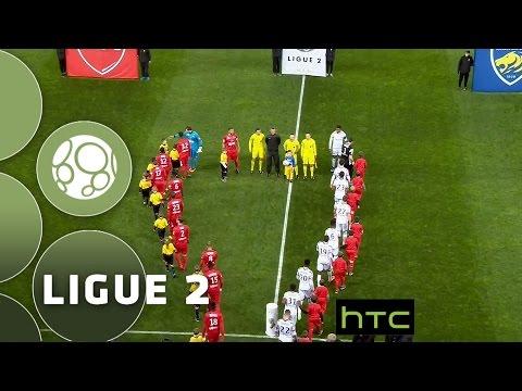 Valenciennes FC - FC Sochaux-Montbéliard (2-2)  - Résumé - (VAFC - FCSM) / 2015-16