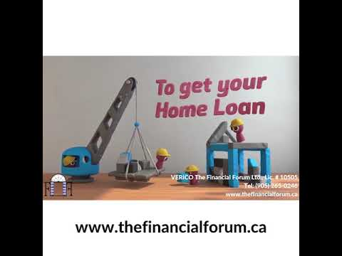 The Financial Forum: Your Home Loan Heavy Lifters