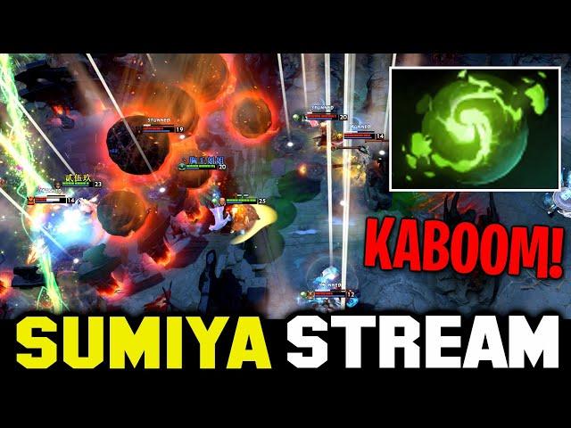Ultra Kill! BEAUTIFUL Refresher Combo | Sumiya Invoker Stream Moment #2148