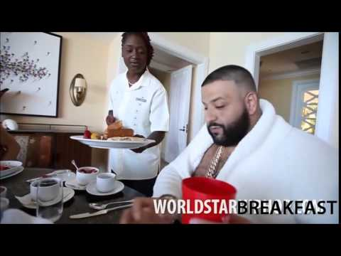 DJ Khaled- Breakfast in the Bahamas