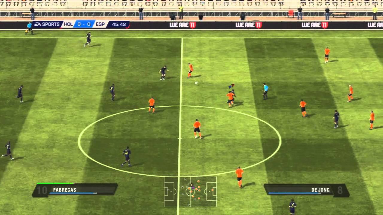 La finale de la coupe du monde 2010 pays bas espagne fifa - Finale coupe du monde 2010 ...
