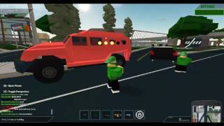 Roblox: [CEO UPDATE] Streets of Bloxwood: Remastered - No Scopes