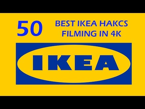 50 Best Ikea Hacks 4K