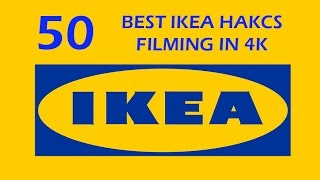 50 Best Ikea Hacks 4K thumbnail