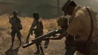 Metal Gear Solid V: The Phantom Pain - E3 2013 Red Band Trailer [IN-GAME GRAPHICS]