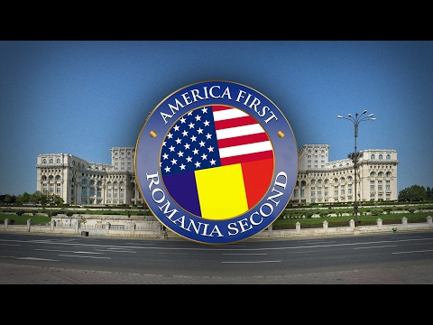 America First & Romania Second or at Least Top 100 Please (OFFICIAL)