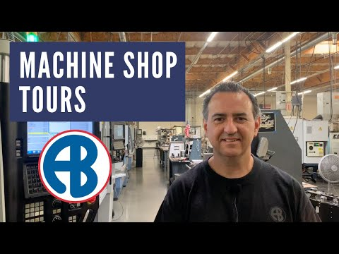 Machine Shop Tours: AB Tools Inc