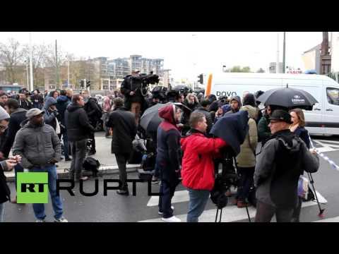 Belgium: Police continue manhunt for Paris attack key suspect in Brussels