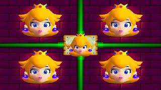 Mario Party 2 - All Brainy Minigames