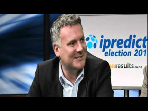 iPredict Election 2011 - Episode 21
