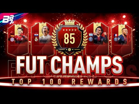 85TH IN THE WORLD FUT CHAMPIONS REWARDS! RED IF PLAYER PICK PACKS! | FIFA 19 ULTIMATE TEAM