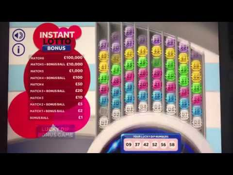 Online Scratchcards from The National Lottery © (4)