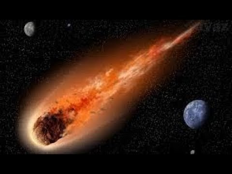Komety i meteory HD - Kosmos Tajemnice Wszechświata [Film Dokumentalny] Lektor PL