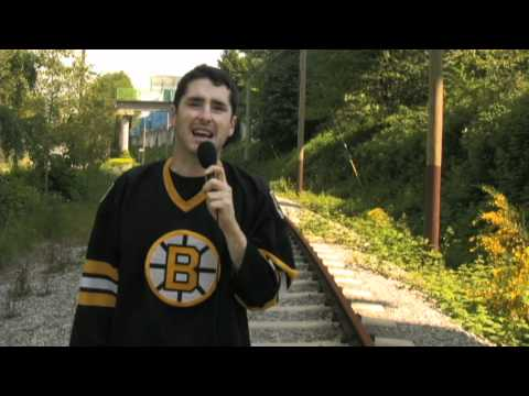 A Boston Bruins Fan in Vancouver (Stanley Cup Final 2011)