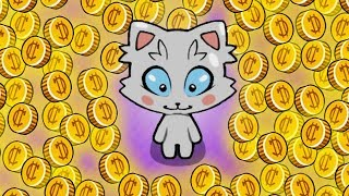 HOW MUCH GOLD COINS CAN YOU SAVE? (BANKING OVER 1000+ MONEY) l Anark.io New .IO Games
