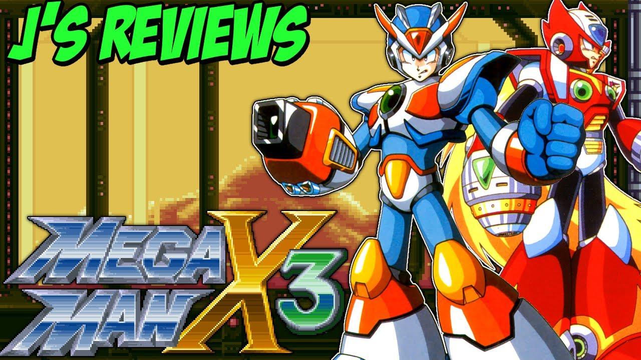 Mega Man X3 - Huge Ambition, Flawed Execution
