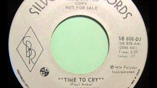 Don Goodwin - Time To Cry
