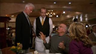 Curb Your Enthusiasm - Larry doesn't want any pie.