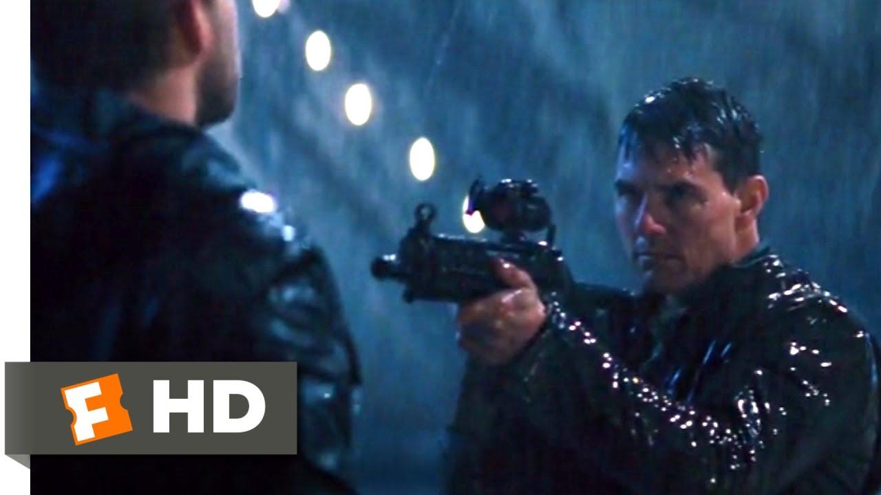 Jack Reacher 2012 Reacher Vs Charlie Scene 10 10 Movieclips Youtube