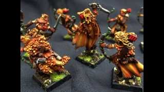 Autumn Wood Elves