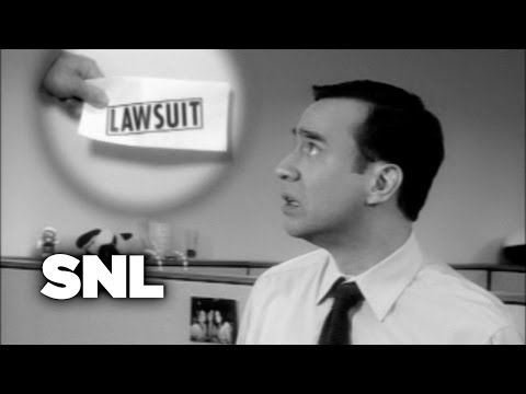 Sexual Harassment and You - Saturday Night Live