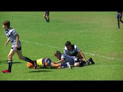 Round 1 Toongabbie Tigers vs Rouse Hill Rhino's  U12's
