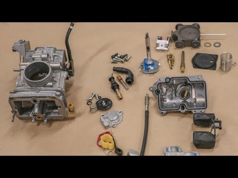 The Most Complicated Carburetor Ever!