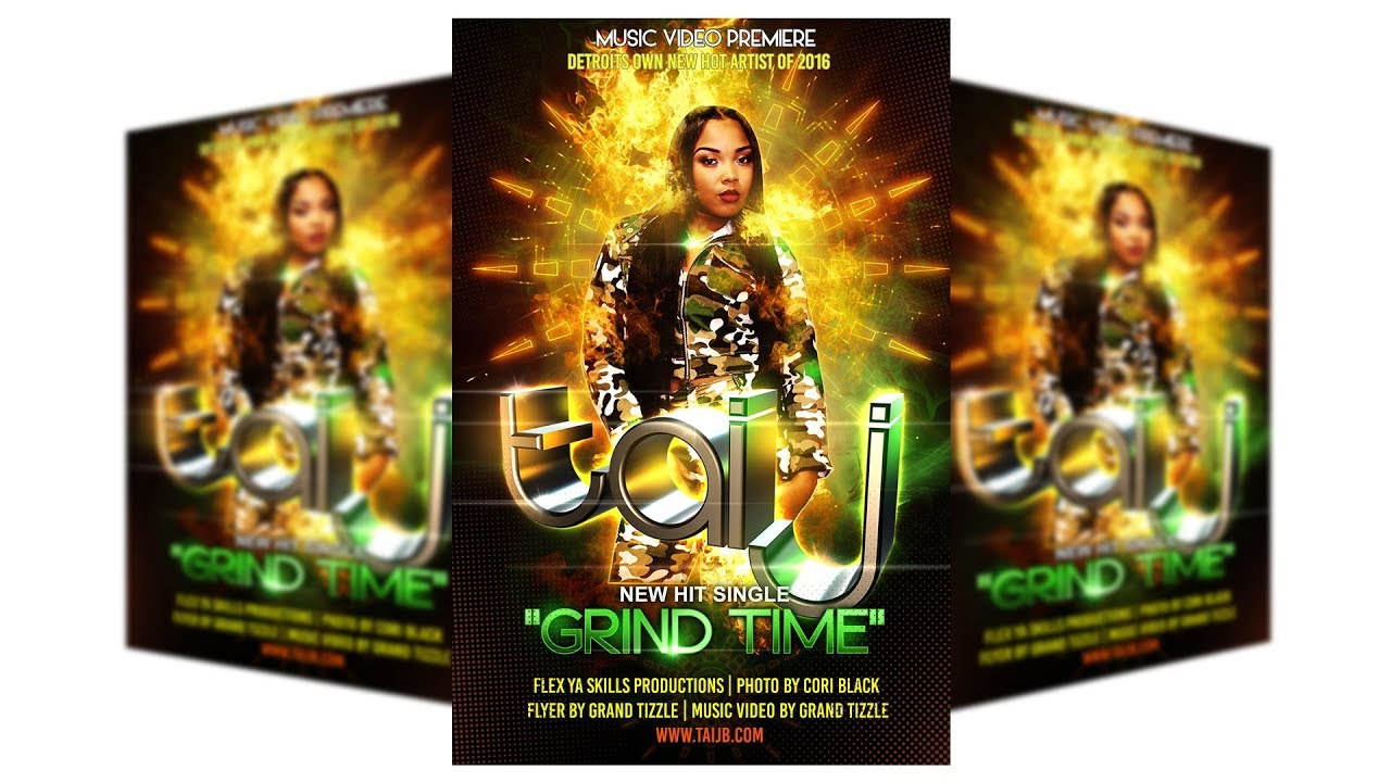 how to make flyers on adobe psd photoshop tutorials cc