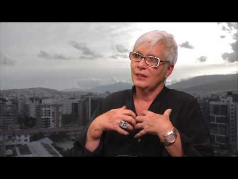 Interviews from Quito - Alexandra Kennedy-Troya