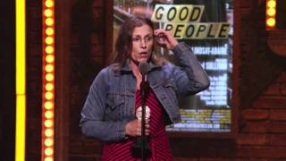 Tony Awards 2011 - Acceptance Speech - Frances McDormand