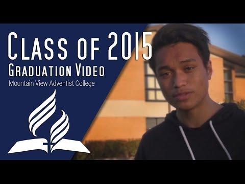 MVAC - Year 12 Graduation Video 2015 (Do What You Wanna Do/See You Again)