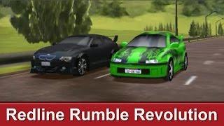 Redline Rumble Revolution - gry samochodowe