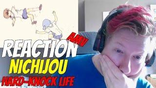 Video Hard-Knock Life REACTION | Nichijou AMV download MP3, 3GP, MP4, WEBM, AVI, FLV Juli 2018