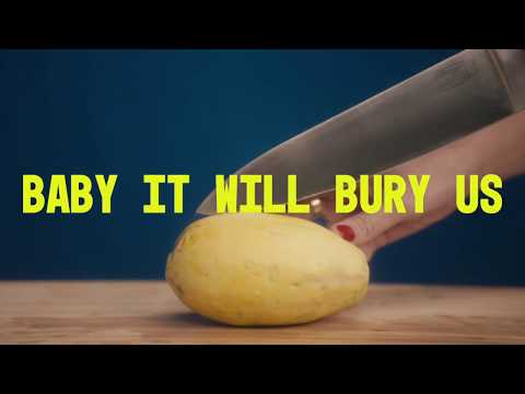 The Naked and Famous - Bury Us (Lyric Video)