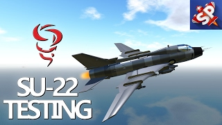 Sukhoi Su-22 - Simple Planes (Showcase 2)