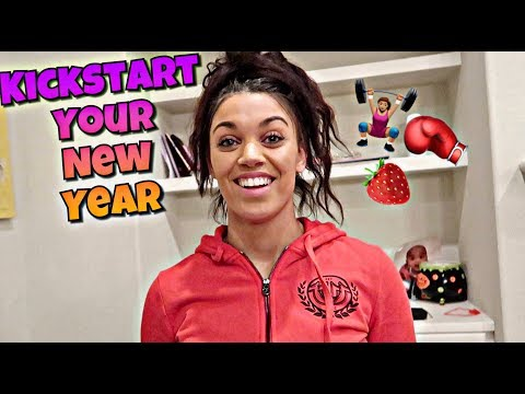 KICKSTART YOUR NEW YEAR | THE PRINCE FAMILY