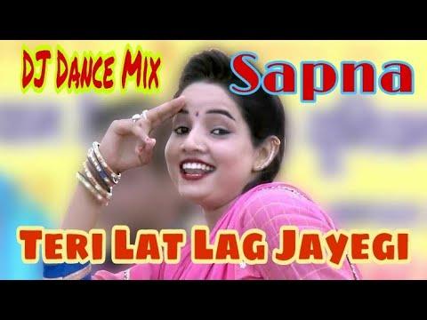 Teri Lat Lag Jayegi || Latest Hariyanvi Dance Mix || Dj Jagat Raj