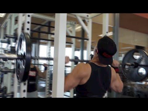 Brush Your Shoulders Off: Shoulder Workout