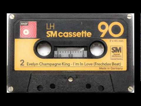 Evelyn Champagne King - I´m In Love (Frechdax Instrumental)