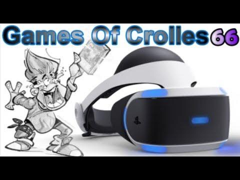 IDEES DE JEUX POUR CASQUE VR ! Games Of Crolles 66 - RADIO GRESIVAUDAN