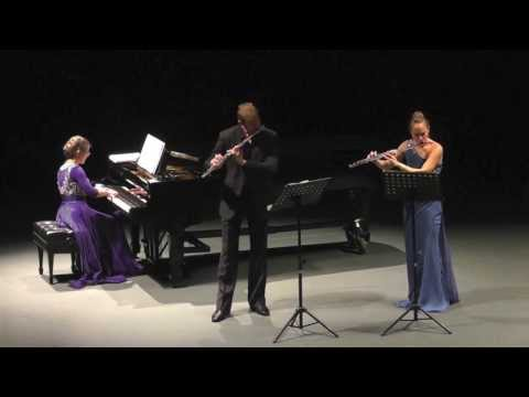 Friedrich Kuhlau- Trio For Two Flutes and Piano Op.119