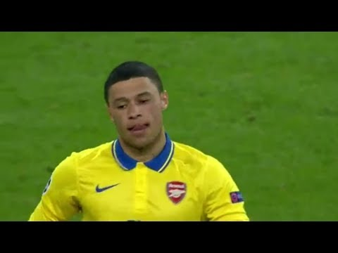 20 Year Old Ox Dominating Bayern At The Allianz