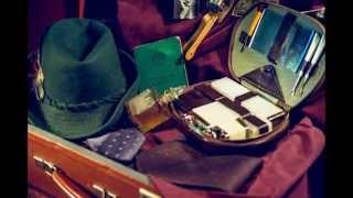 Коллекция винтажных одеколонов, мужских аксессуаров, запонок стилиста Гоар Галстян(, 2015-06-25T09:35:36.000Z)