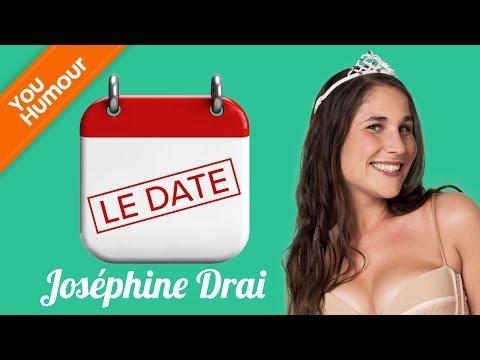 JOSEPHINE DRAI - Le date